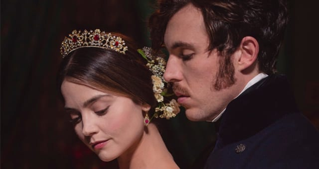 VictoriaS02E01E02p00 Review: Victoria S02E01/E02 - A Soldier's Daughter | The Green-Eyed Monster