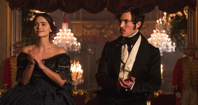 VictoriaS02E01E02p02 Review: Victoria S02E01/E02 - A Soldier's Daughter | The Green-Eyed Monster