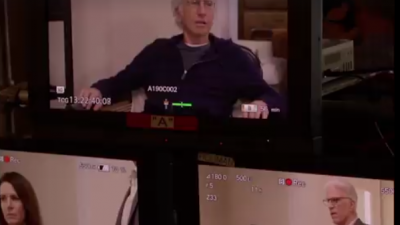 Curb Your Enthusiasm Season 9: Behind the Scenes