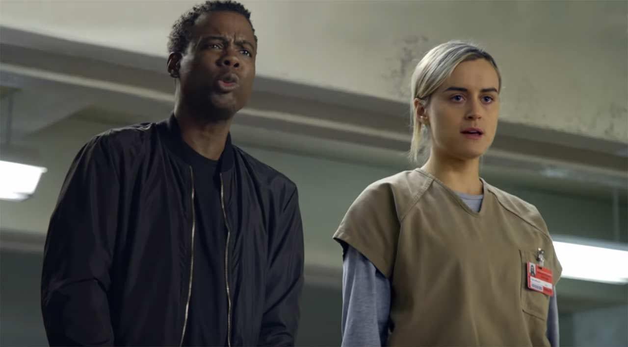 Comedians haben Netflix-Serien infiltriert