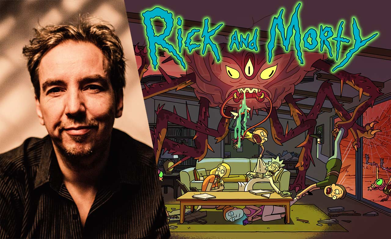 "rick-and-morty-olli-schulz Olli Schulz spricht Gastrolle bei ""Rick and Morty"""