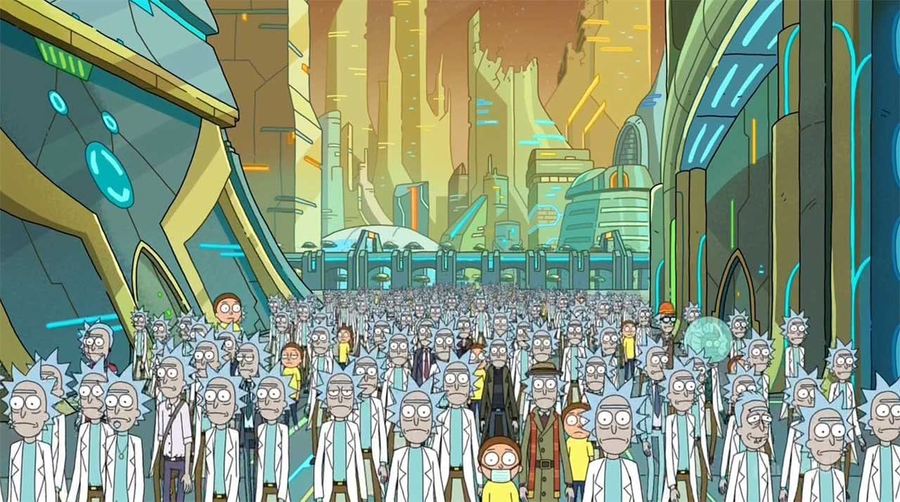 Review: Rick and Morty S03E07 – The Ricklantis Mixup