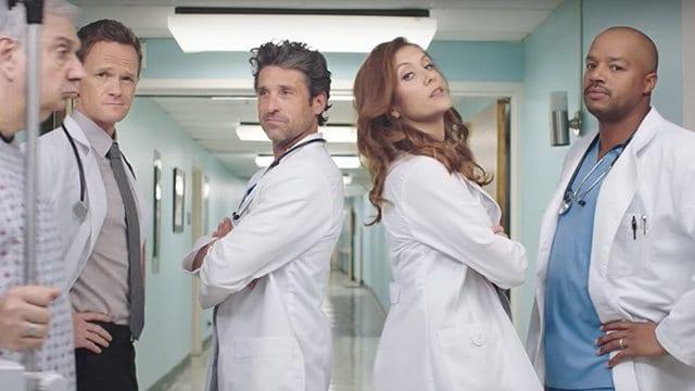 TV-Doktoren wieder vereint