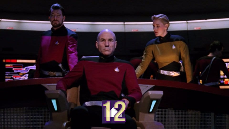 Review: Star Trek TNG S03E15 – Yesterday´s Enterprise