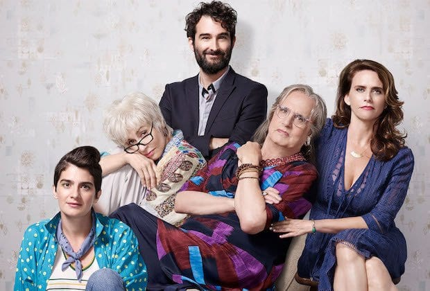 Transparent: Exklusive Clips zum Start von Staffel 4