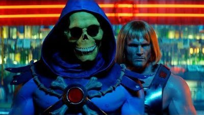 He-Man und Skeletor schwingen das Tanzbein