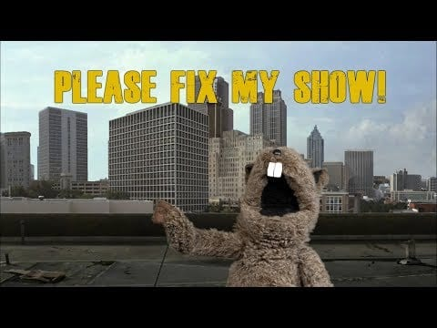 The Walking Dead Parodie – Please fix my show!