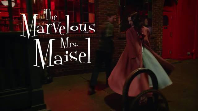 The Marvelous Mrs. Maisel: Startdatum und Trailer