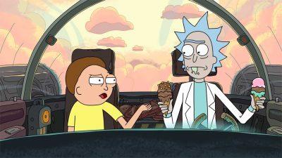 Fans haben eine Szene aus dem Rick and Morty-VR-Game animiert