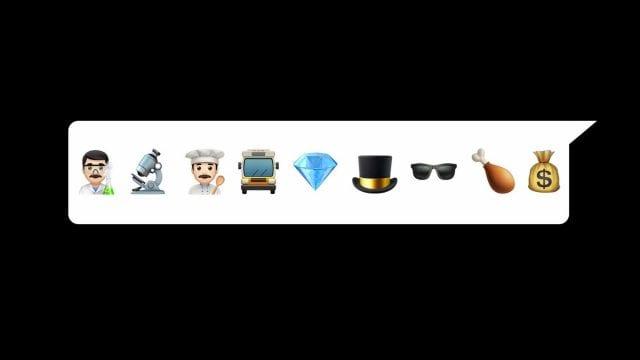 Serien in Emojis