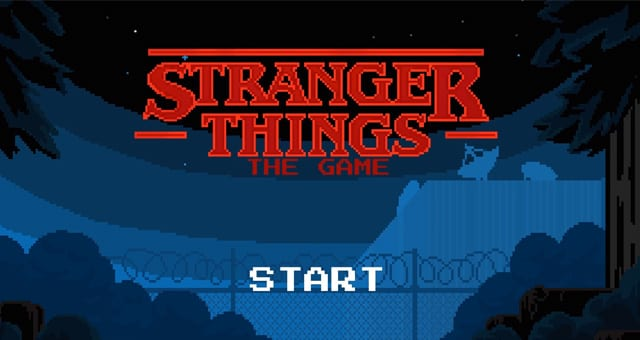 Stranger Things – The Game