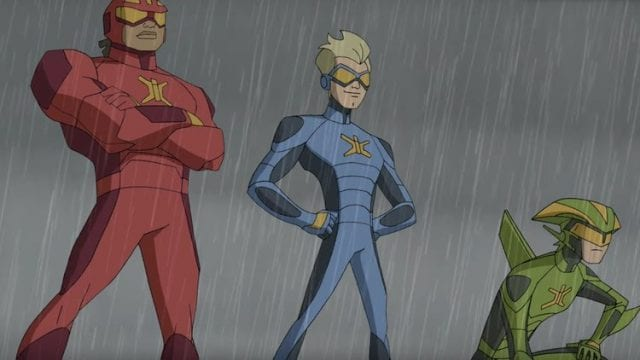 Stretch Armstrong and The Flex Fighters: Trailer zur neuen Netflix-Zeichentrickserie