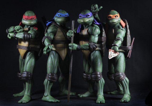 TMNT-Crew-640x447 Beeindruckende Teenage Mutant Ninja Turtles Sammelfiguren
