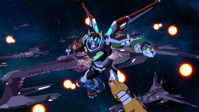 Serientipp: Voltron – Legendary Defender