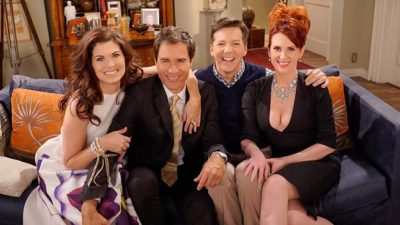 Review: Will & Grace S09E01-04 | Staffelauftakt