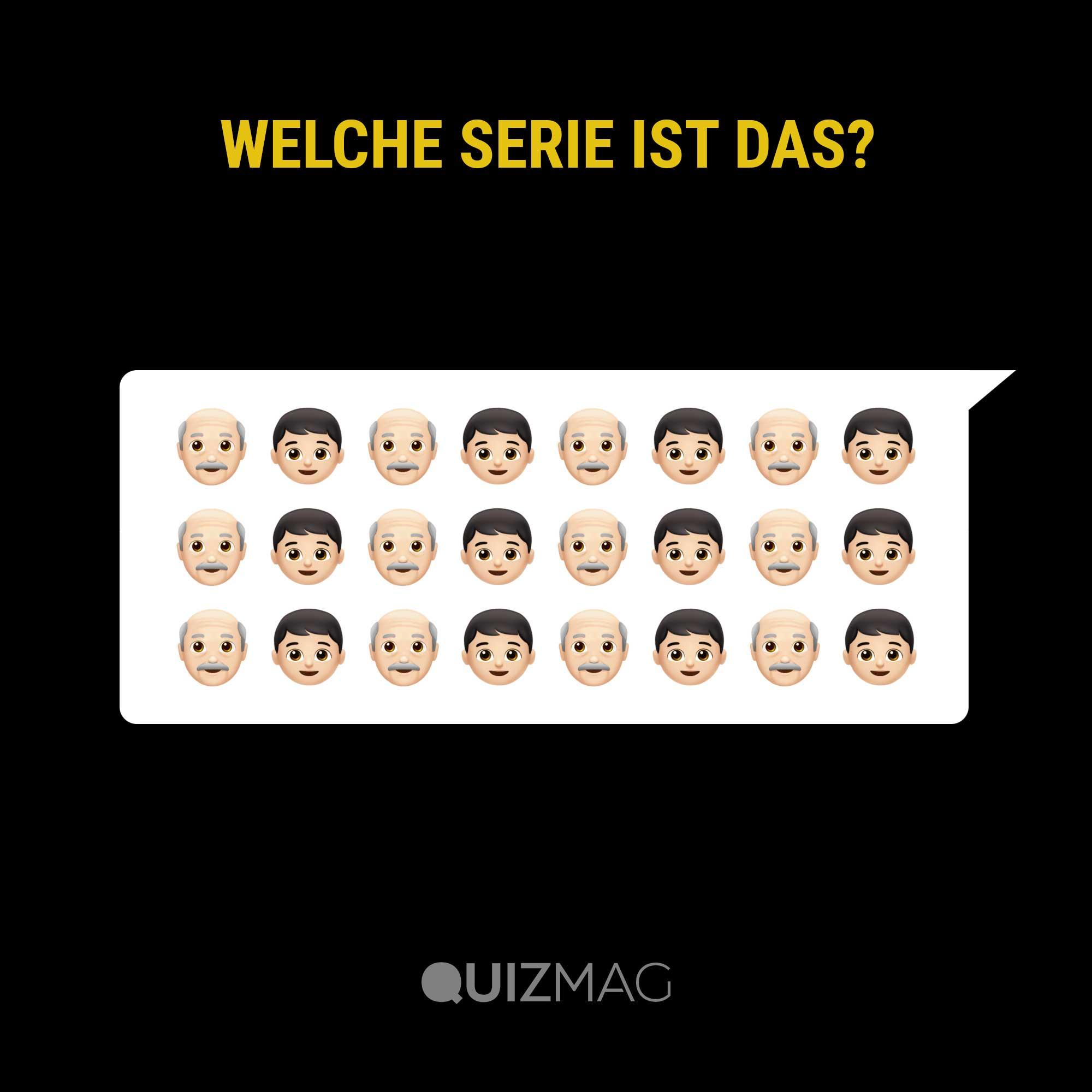 emojiserien_10 Serien in Emojis