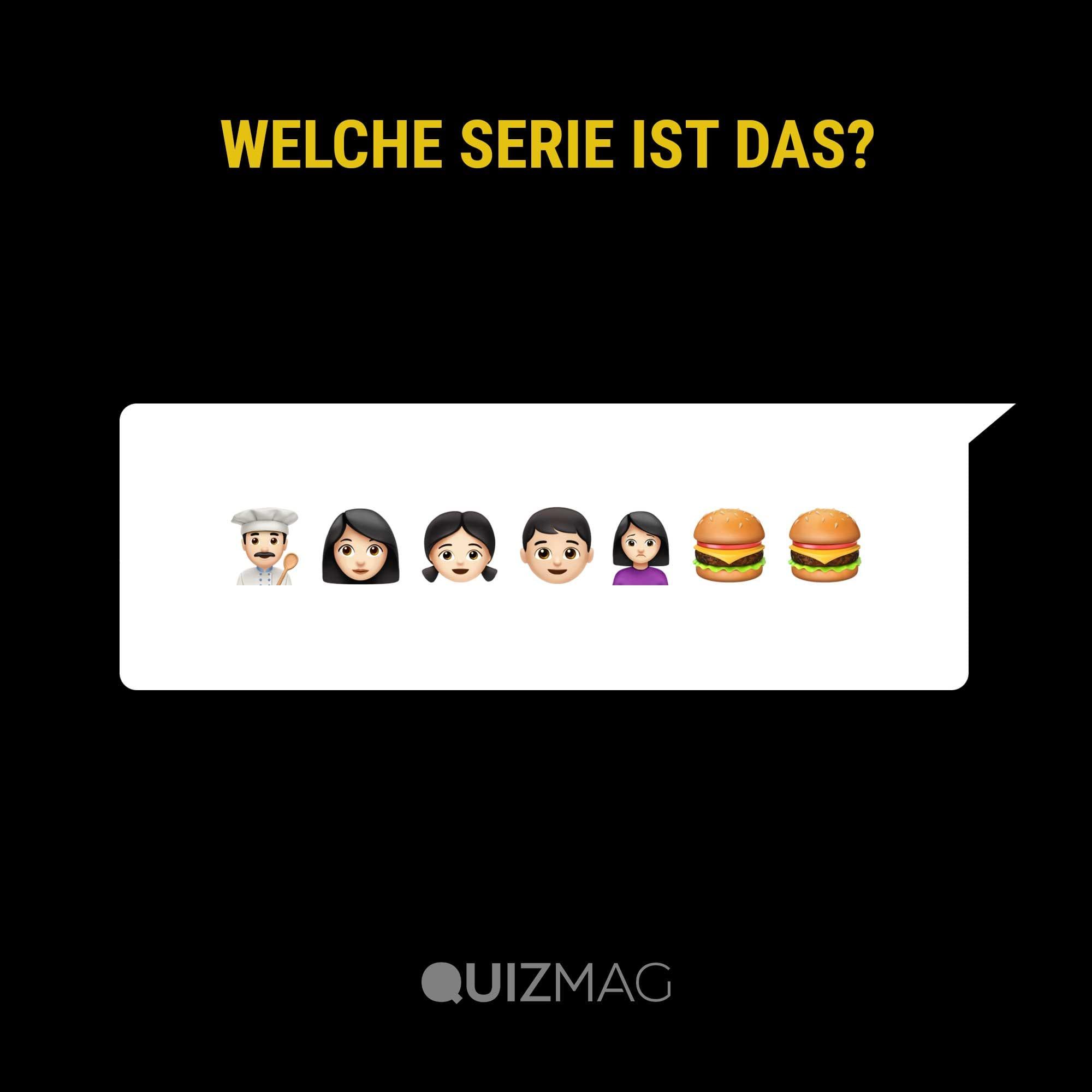 emojiserien_12 Serien in Emojis