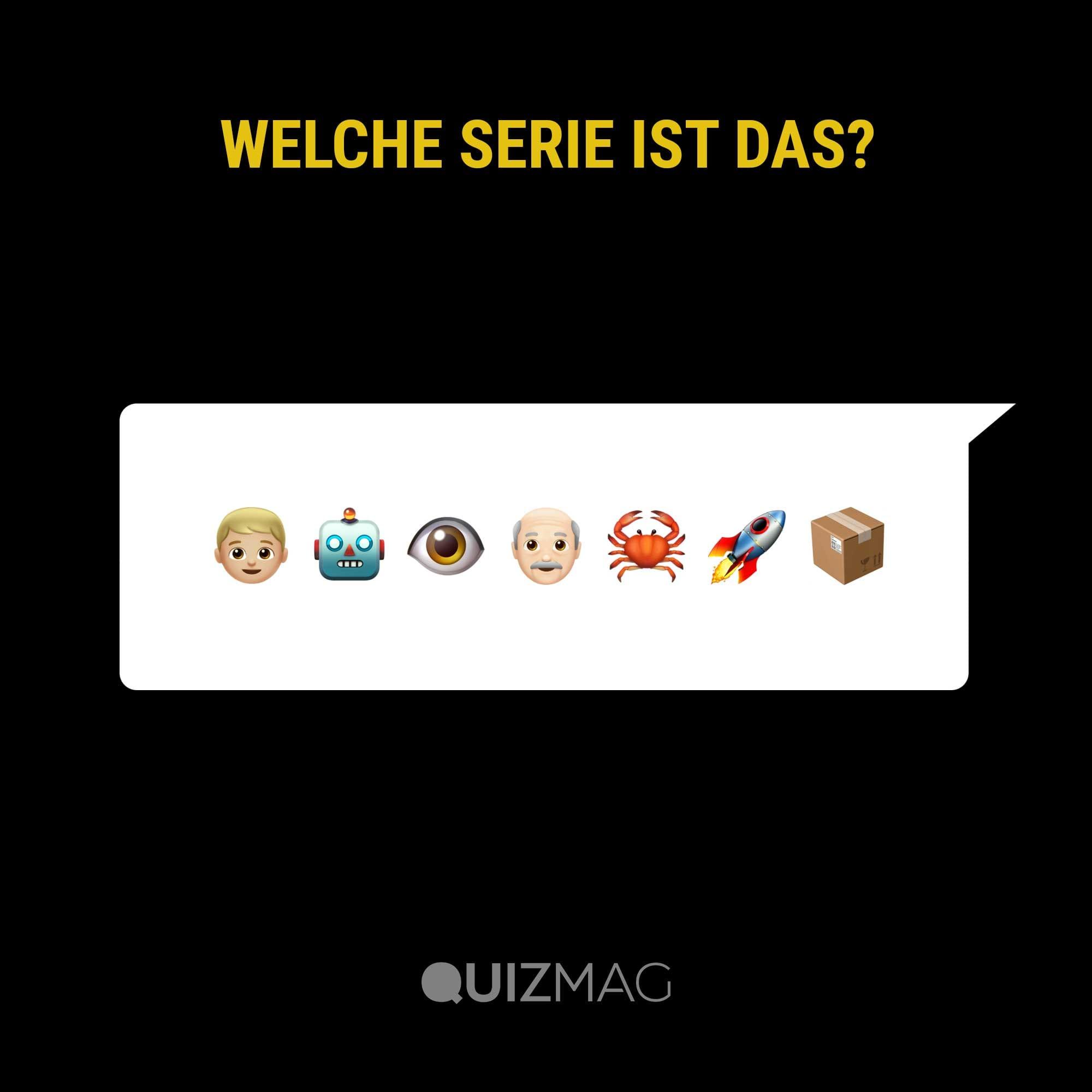 emojiserien_23 Serien in Emojis