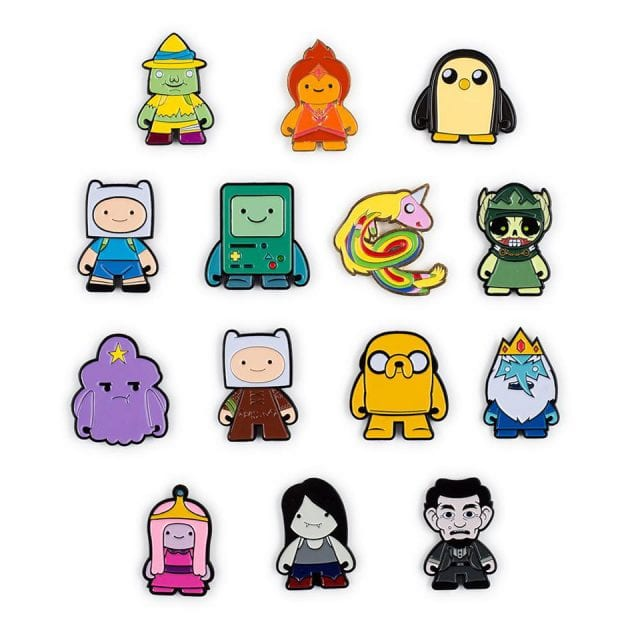 kidrobot_adventure_time_enamel_pins_1-1-640x640 Adventure Time: Kidrobot hat Pins entworfen