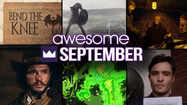 awesome September
