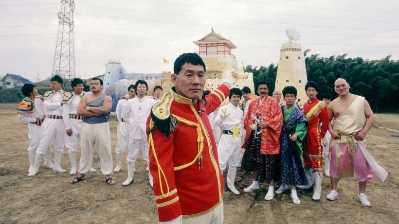 takeshis-castle Neue Folgen von Takeshi's Castle werden produziert!