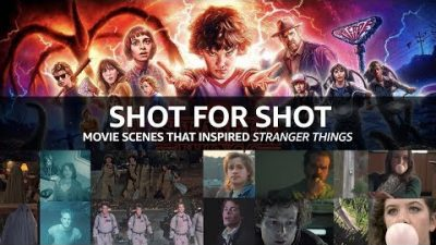 Diese Filme haben Strangers Things 2 inspiriert