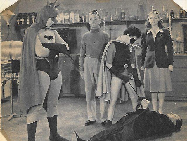 Batman und Robin 1943