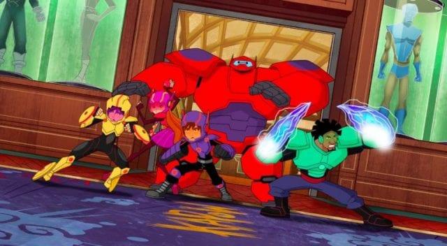 Baymax – Die Serie: Die neue Disney Zeichentrickserie