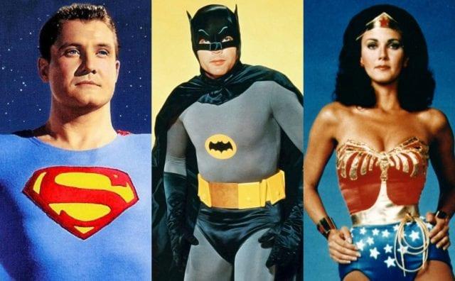 TV-Serien mit den Helden der Justice League