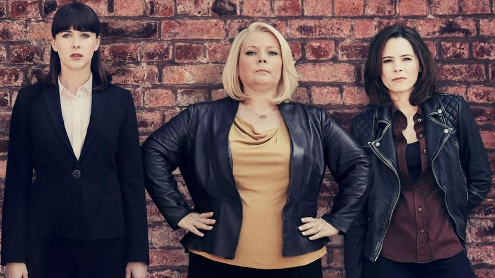 Serientest: No Offence