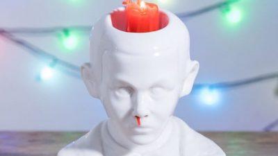 Eleven-Kerze für Stranger Things-Fans
