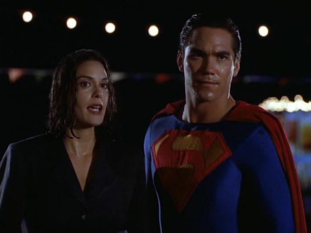 Superman Die Abenteuer von Lois und Clark