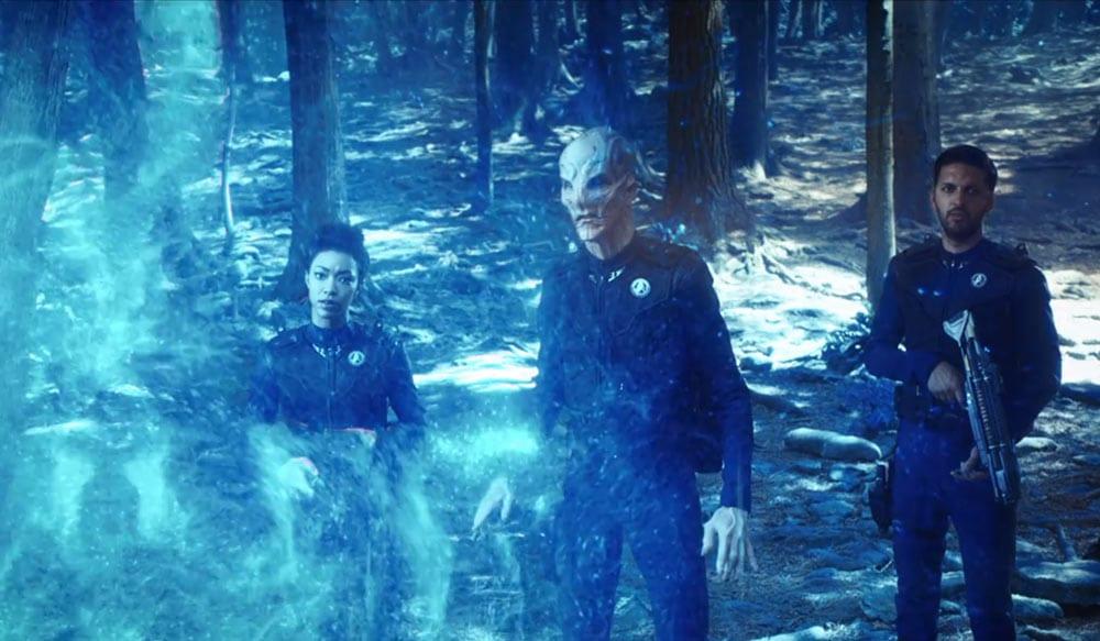 discovery-s01e08_1 Review: Star Trek Discovery S01E08 - Si Vis Pacem, Para Bellum