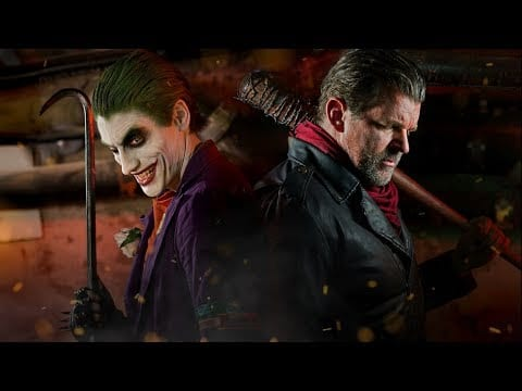 Joker vs. Negan