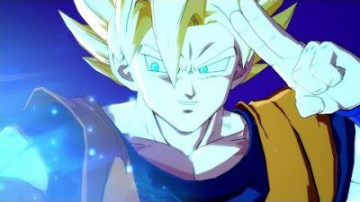 "Trailer zum PS4-Game ""Dragon Ball FighterZ"""