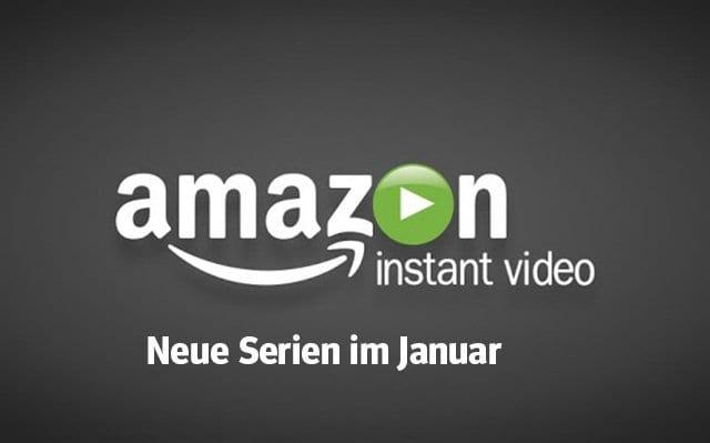 Amazon: die neuen Serien(-Staffeln) im Januar