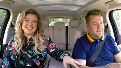 Carpool Karaoke mit Kelly Clarkson
