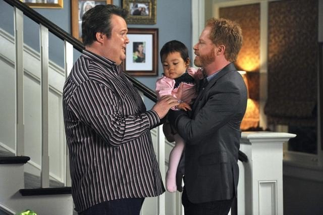 Modern Family Mitchell and Cameron