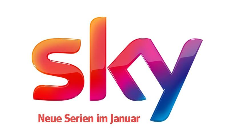 Sky: die neuen Serien(-Staffeln) im Januar