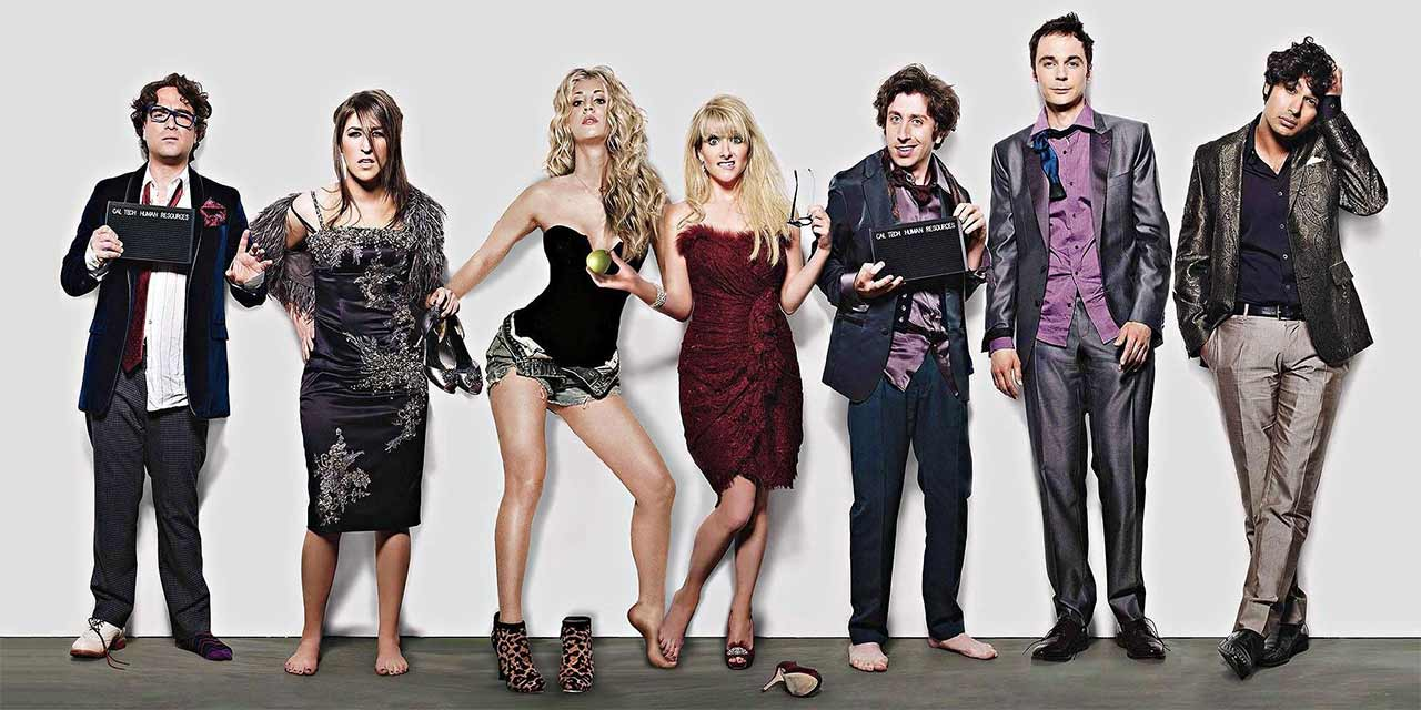 The-Big-Bang-Theory-cast Hassiker der Woche: The Big Bang Theory