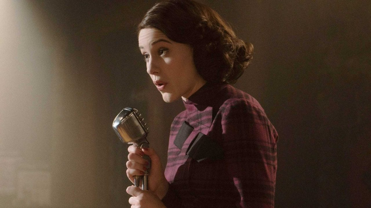 Review: The Marvelous Mrs. Maisel Staffel 1