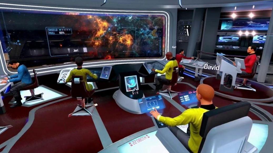 Das beste Star Trek Spiel jetzt auch ohne VR