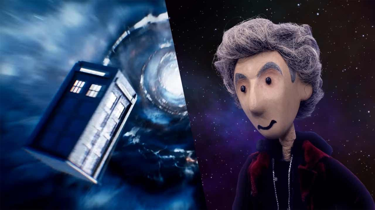Doctor Who: Neuer Christmas Special-Teaser und Capaldi-Tribute