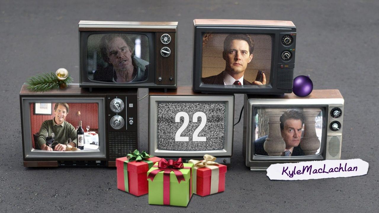 sAWEntskalender – Tür 22: Kyle MacLachlan