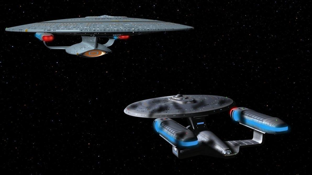 startrek_yesterdaysenterprise Star Trek: Quentin Tarantino und J.J. Abrams planen Projekt
