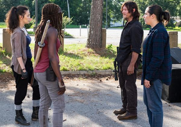 twd_s08e06c Review: The Walking Dead S08E06 - The King, the Widow, and Rick