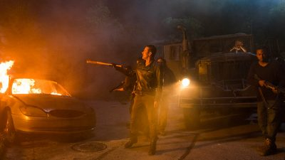 The Walking Dead: Making of zum explosiven Midseason-Finale