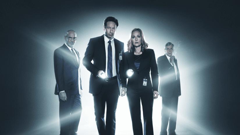 Akte X Staffel 11 startet am 3. Januar 2018