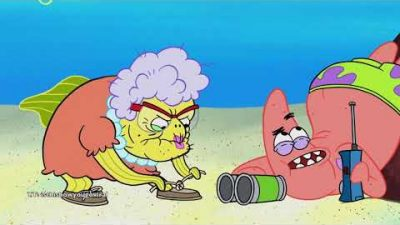 """Spongebob singt """"Next Episode"""" von Dr. Dre"""