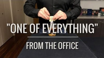 """One Of Everything""-Cocktail von The Office nachgemixt"